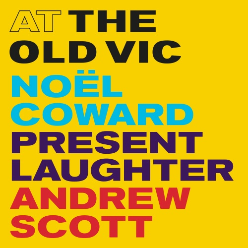 Present Laughter Show Cover