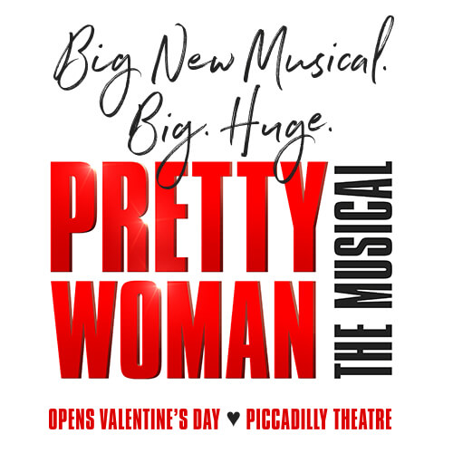 Pretty Woman Show Cover