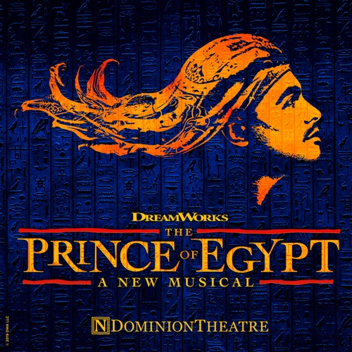 Prince Of Egypt Show Cover