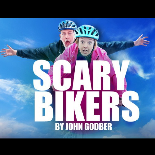 Scary Bikers Show Cover