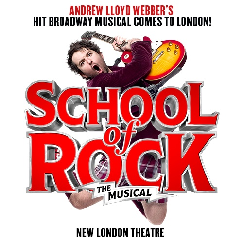 School of Rock Show Cover