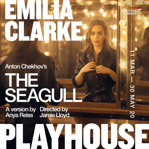 Seagull Show Cover