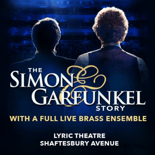 Simon and Garfunkel Story Show Cover
