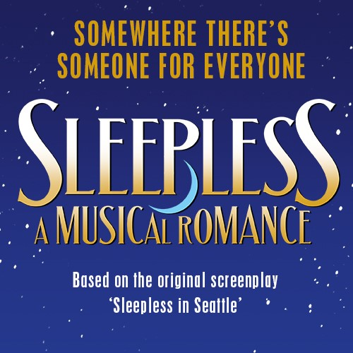 Sleepless A Musical Romance Show Cover