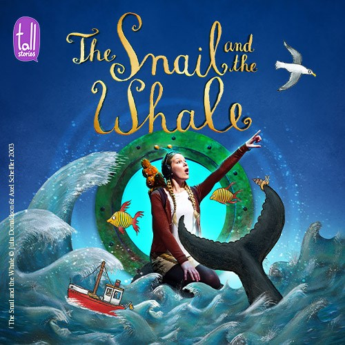Snail And The Whale Show Cover