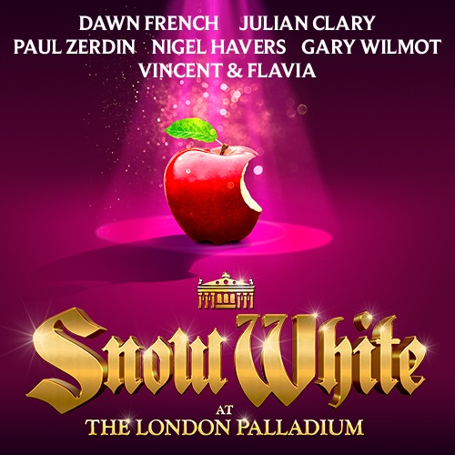 Snow White At The London Palladium Show Cover