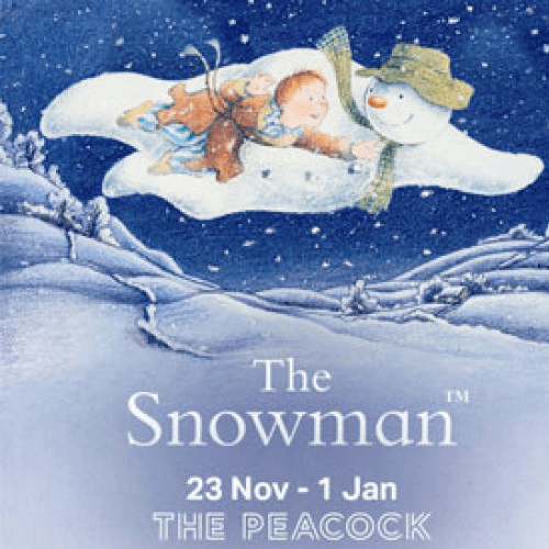 Snowman Show Cover
