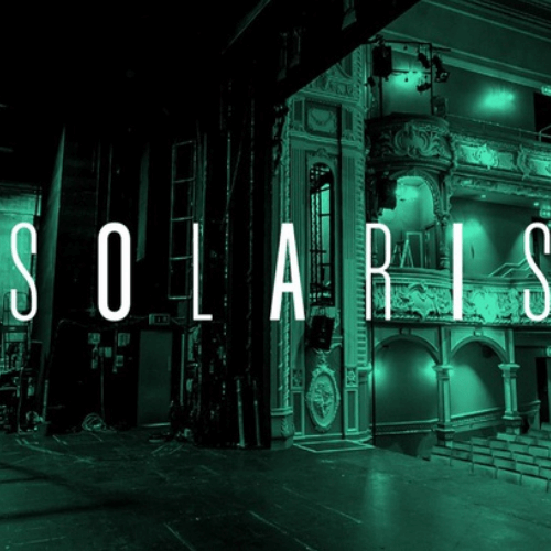 Solaris Show Cover