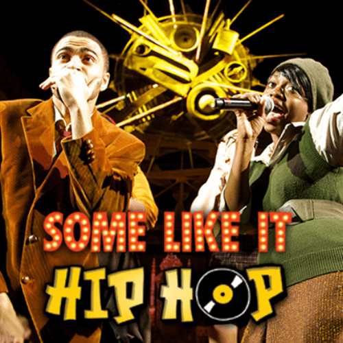 Some Like It Hip Hop Show Cover