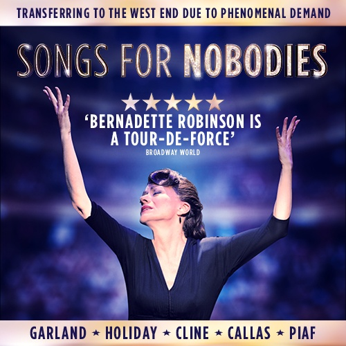 Songs For Nobodies Show Cover