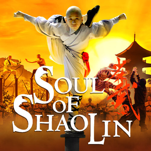 Soul of Shaolin Show Cover