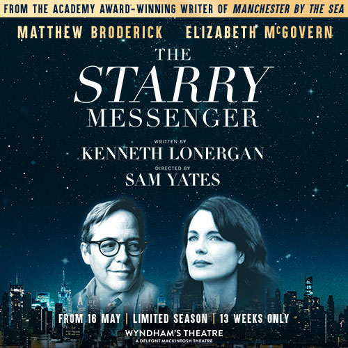Starry Messenger Show Cover