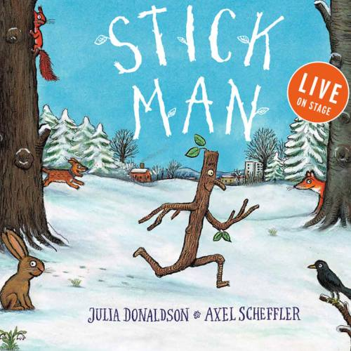 Stick Man Show Cover