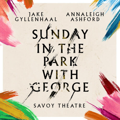 Sunday in the Park with George Show Cover
