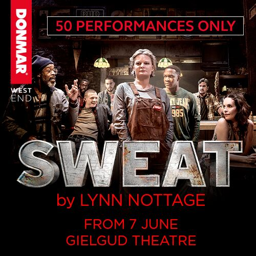 Sweat Show Cover