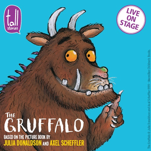 The Gruffalo Show Cover