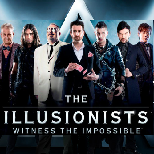 The Illusionists Show Cover