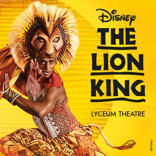 The Lion King Show Cover