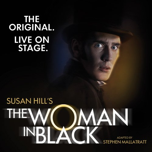 The Woman in Black Show Cover
