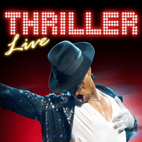 Thriller Live Show Cover