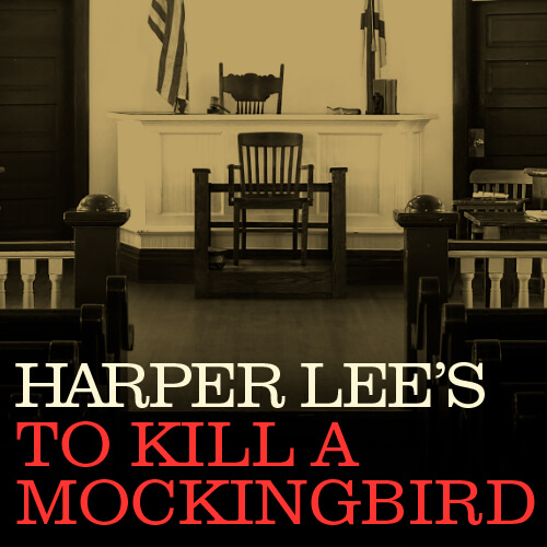 To Kill a Mockingbird Show Cover
