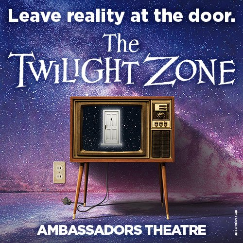 Twilight Zone Show Cover