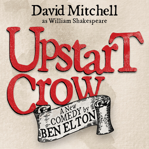 Upstart Crow Show Cover