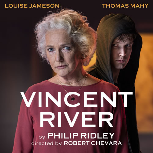 Vincent River Show Cover