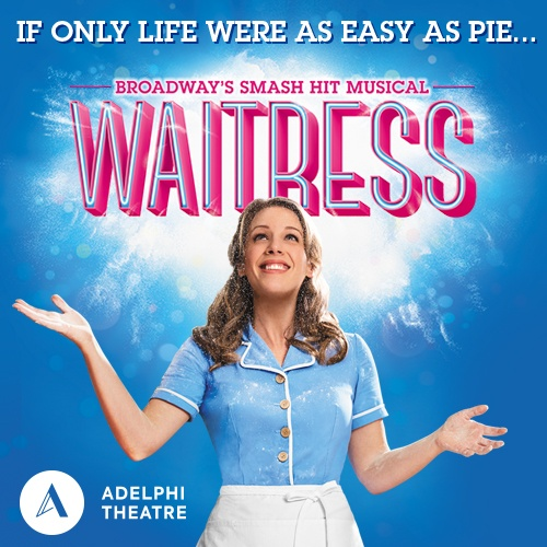 Waitress Show Cover