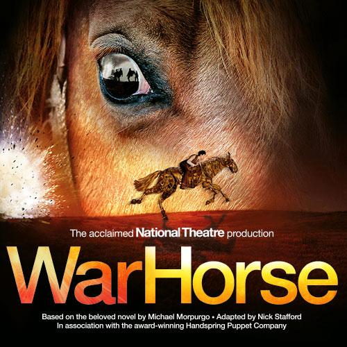 War Horse Show Cover
