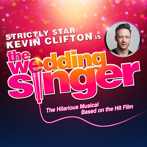 Wedding Singer Show Cover