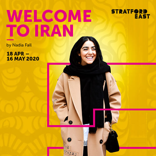 Welcome to Iran Show Cover