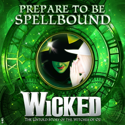 Wicked Show Cover