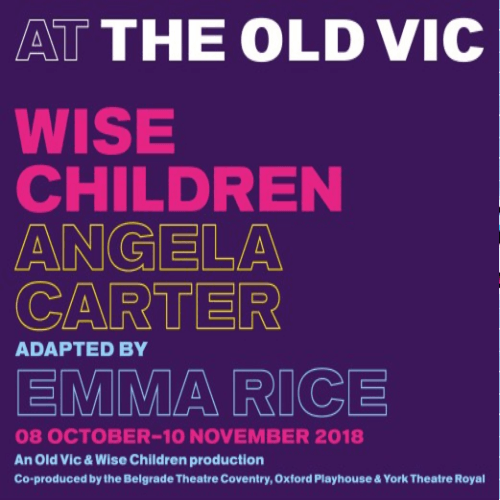 Wise Children Show Cover