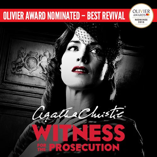 Witness for the Prosecution Show Cover