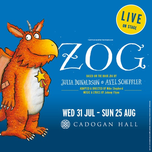 Zog Show Cover